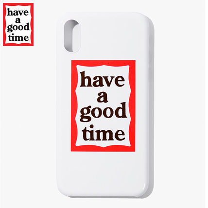 have a good time スマホケース・テックアクセサリー ★have a good time★ FRAME IPHONE CASE FOR IPHONE X