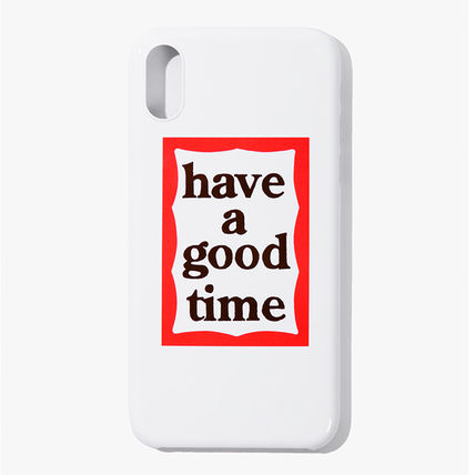 have a good time スマホケース・テックアクセサリー ★have a good time★ FRAME IPHONE CASE FOR IPHONE X(2)