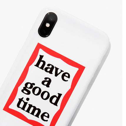 have a good time スマホケース・テックアクセサリー ★have a good time★ FRAME IPHONE CASE FOR IPHONE X(4)