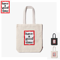 have a good time(ハブアグットタイム) トートバッグ ★have a good time★ FRAME TOTE BAG