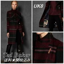 "☆UK8☆【TED BAKER】""SKAALET""ラップコート"