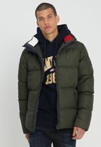 【2018-19AW】Tommy Jeans ESSENTIAL ダウンジャケット カーキ