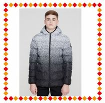 GOOD FOR NOTHING(グッドフォーナッシング) キッズアウター 【関税・送料込】Junior Element Diffusion Puffer Jacket