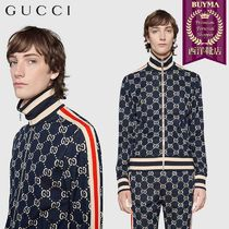 【正規品保証】GUCCI★19春夏★LOGO ZIP-UP TRACK JACKET