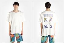 OFF-WHITE COLOURED ARROWS PRINT Tシャツ **19年春夏**