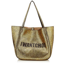 JIMMY★CHOO<VIPセールで絶対欲しい>I WANT CHOO/STEVIE TOTE