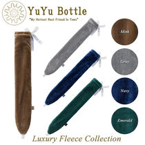 YUYUBOTTLE Luxury Fleece Collection ユーユーボトル 湯たんぽ