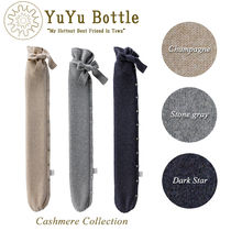 YUYUBOTTLE Cashmere Collection ユーユーボトル 湯たんぽ