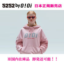 OiOi 18AW Signature HOODIE ロゴ パーカー フリース ピンク