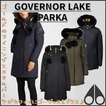MOOSE KNUCKLES★GOVERNOR LAKE PARKA★カワイイ&ゴージャス!