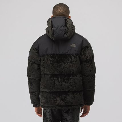 THE NORTH FACE アウターその他 完売必須!!The North Face Black Label Velvet Nuptse Jacket (3)