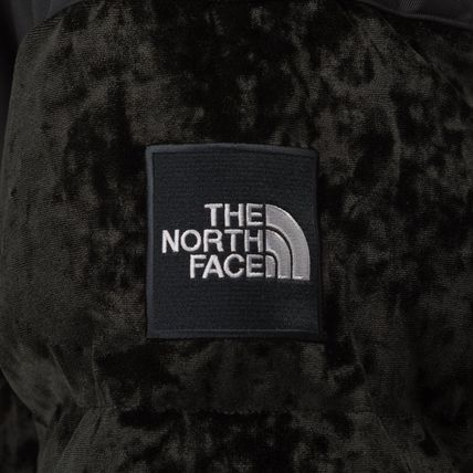 THE NORTH FACE アウターその他 完売必須!!The North Face Black Label Velvet Nuptse Jacket (5)