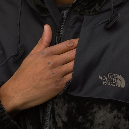 THE NORTH FACE アウターその他 完売必須!!The North Face Black Label Velvet Nuptse Jacket (6)