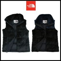 ◆THE NORTH FACE◆ W'S HAYWARD FUR DOWN VEST 2色