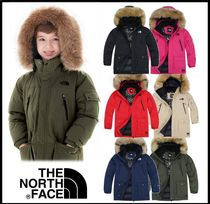 ★関税込★THE NORTH FACE★KIDS★K 'S NEW MCMURDO DOWN PARKA