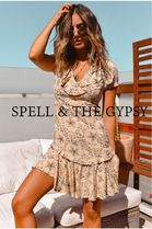 SPELL & THE GYPSY COLLECTIVE Celestial Play Dress ドレス