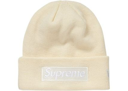 Supreme ニットキャップ・ビーニー Supreme シュプリーム  New Era Box Logo Beanie 18 FW  WEEK 12(6)