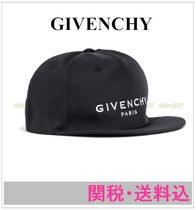 GIVENCHYジバンシィ ロゴキャップ 関・送込