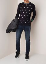 ★Scotch&Soda★ Snowflake fine knitted pullover
