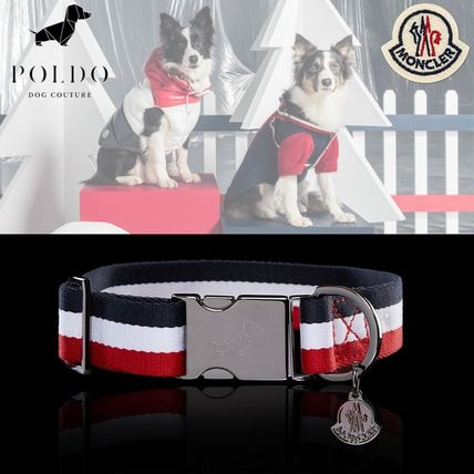 Poldo Dog Coutureコラボ HUNDEHALSBAND MONCLER(モンクレール)