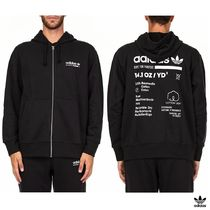 ADIDAS 18秋冬新作★KAVAL FULL ZIP-UP フーディー