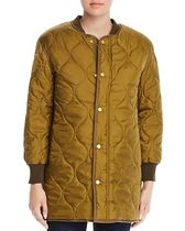 Tory Burch Whitney Quilted Bomber Jacket