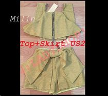 Milin setup top and shorts (new) US2