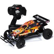 Supreme Tamiya Hornet RC Car FW18 Week 13