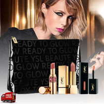 YSL☆ホリデー限定☆ポーチ付き☆Nude Edition リップセット