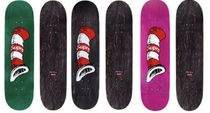 【WEEK12】Supreme(シュプリーム) CAT IN THE HAT SKATEBOARD
