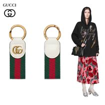 18AW【GUCCI】Key chain with Double G☆☆