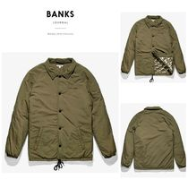 【Banks】☆18-19AW☆日本未入荷☆OFFICIAL JACKET