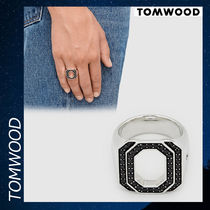 Tom Wood Queen Ring Spinel 指輪 リング アクセサリー シルバー