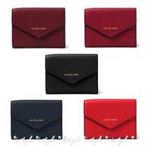 大人気☆Michael Kors☆ Small Leather Envelope 三つ折り財布