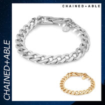 Chained & Able リンクチェーン アクセサリー ブレスレット 各色