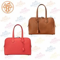 19SS《HERMES》Victoria II fourre-tout 35 トートバッグ 2色