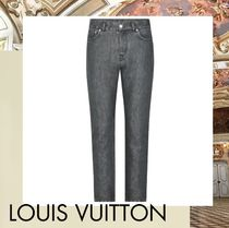 Louis Vuitton ルイヴィトン WASHED SLIM FIT ジーンズ