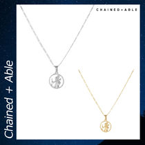 Chained & Able ST CHRISTOPHER アクセサリー ネックレス 各色