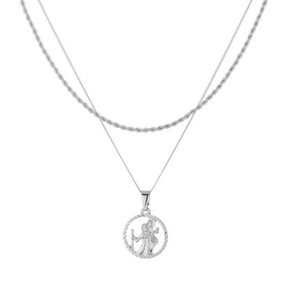 Chained & Able ネックレス・チョーカー Chained & Able ST CHRISTOPHER アクセサリー ネックレス 各色(2)