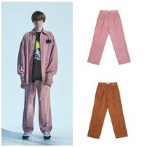日本未入荷ADD SEOULのCORDUROY WIDE PANTS 全2色