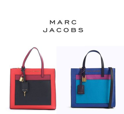 Sale!Marc Jacobs マークジェイコブスColor Blocked Grind  tote