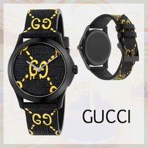 GUCCI【関税込】G-TimelessグッチゴーストMen's watches(38mm)