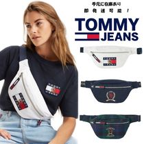 Tommy Hilfiger(トミーヒルフィガー) ショルダーバッグ・ポシェット 新作★Tommy Jeans Bum Bag★トミージーンズ ショルダーバッグ