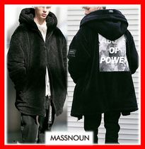 韓国の人気★【MASSNOUN】★DOUBLE SOFT WOOL GASMASK JUMPER★
