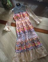 SRETSIS Floral Dress (US6) New with tag!