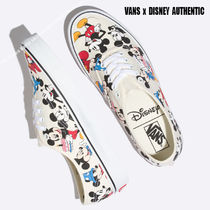 VANS x DISNEY AUTHENTIC★コレクション★MICKEY'S BIRTHDAY