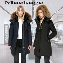 **Mackage**マッカージュ☆KERRY down coat with fur コート