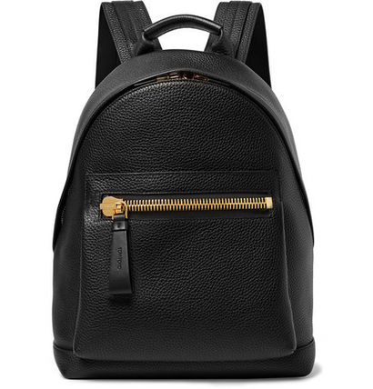 TOM FORD バックパック・リュック 【関税込◆国内発送】TOM FORD◆Buckley suede backpack