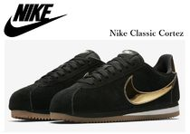 ☆大人気☆Nike Classic Cortez Black/Metallic Gold