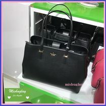 【kate spade】A4&PC収納可★patterson drive large evangelie★